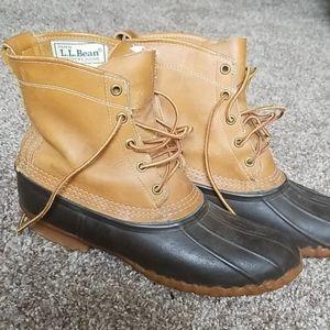 Original L.L. Bean Duck Boots